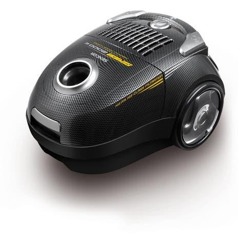 Sencor SVC7CA Vacuum Cleaner with Accessories, Carbon Fibre Black