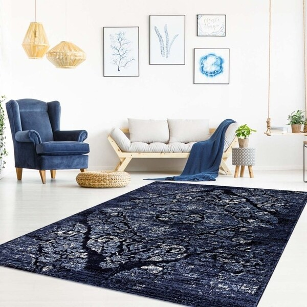 Luxury Classic Vintage Area Rugs for Living Room Small Medium Large Rug Carpet
