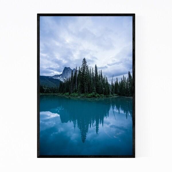 Noir Gallery Banff Alberta Photography Framed Art Print