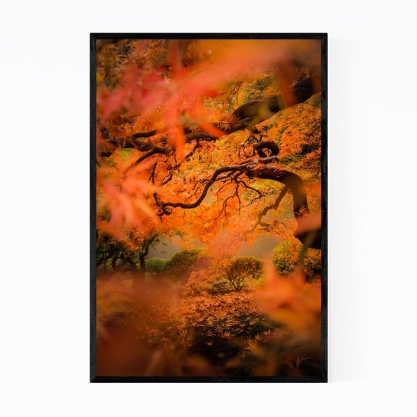 Noir Gallery Portland Oregon Photography Framed Art Print