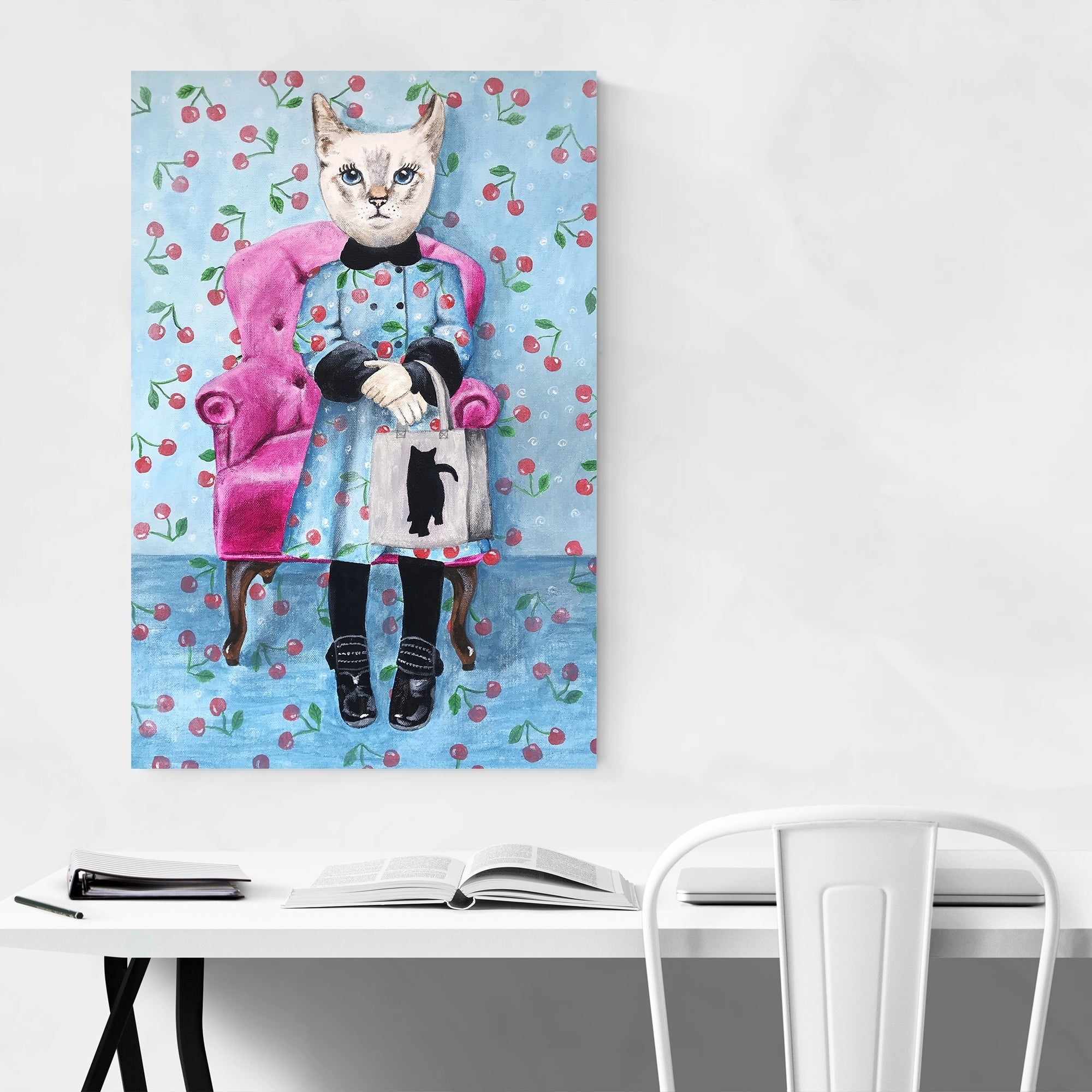 24x36 High Love Save Our Planet Art Poster Print Poster Art Poster Print Giraffes