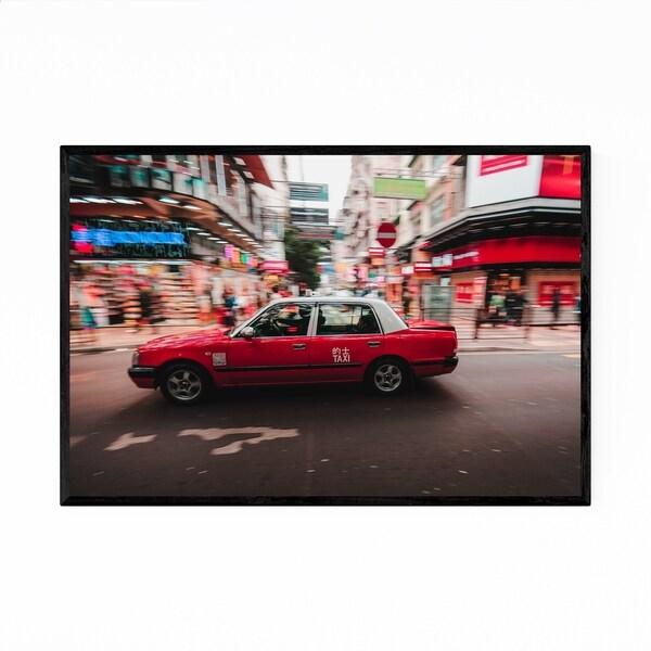 Noir Gallery Hong Kong Urban Photography Framed Art Print