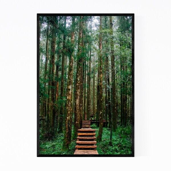 Noir Gallery Yilan Taiwan Photography Framed Art Print