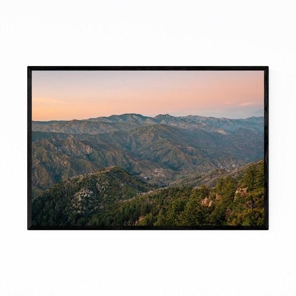 Noir Gallery Angeles National Forest California Framed Art Print