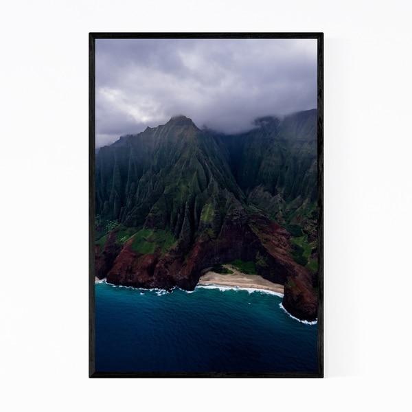 Noir Gallery Kauai Hawaii Photography Framed Art Print