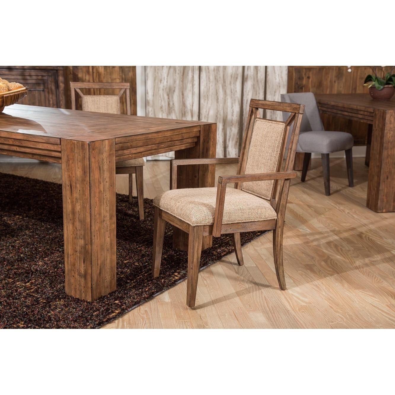 Carrollton Rustic Ranch Arm Chair by Kathy Ireland