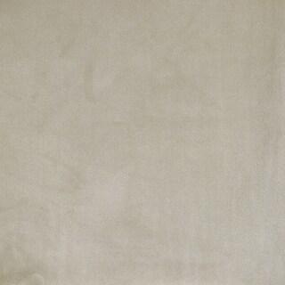 Kotter Home Barrel Velvet Accent Chair (Grey Upholstery Fabric Sample)