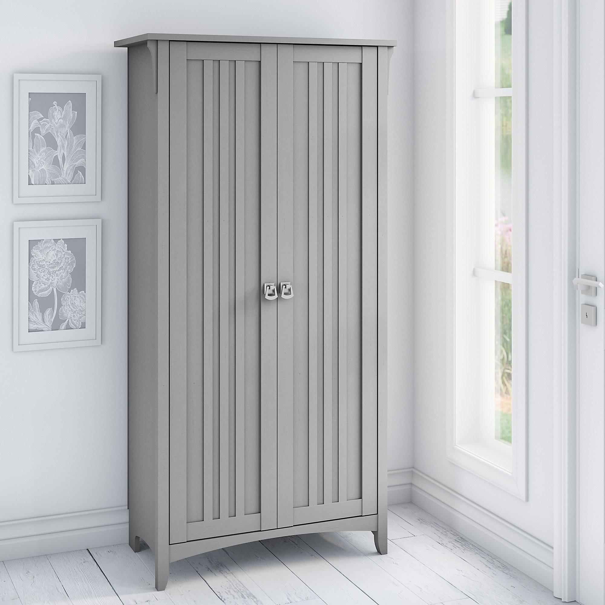 Picture of: The Gray Barn Lowbridge Tall 2 Door Storage Cabinet Overstock 29205582