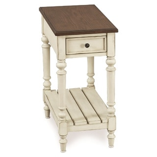 Link to Solid Wood Chairside Table Similar Items in Living Room Furniture