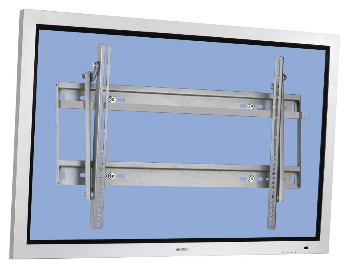 Tilt LCD/ Plasma TV Mount  (26 - 65 Inches TVs)