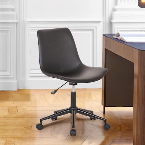 Optima Adjustable Faux Leather Task Chair
