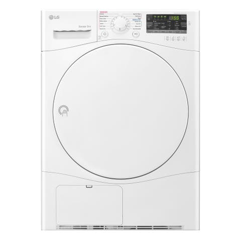 LG DLEC885W4 7.2 cu. ft. Specialty Dryer - White