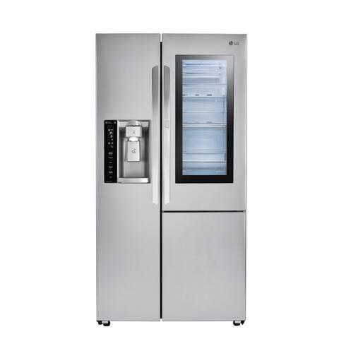 LG LSXS26396S 2Smart wi-fi Enabled InstaView Door-in-Door Refrigerator