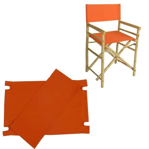 Canvas For Bamboo Director Chair - Set of 2