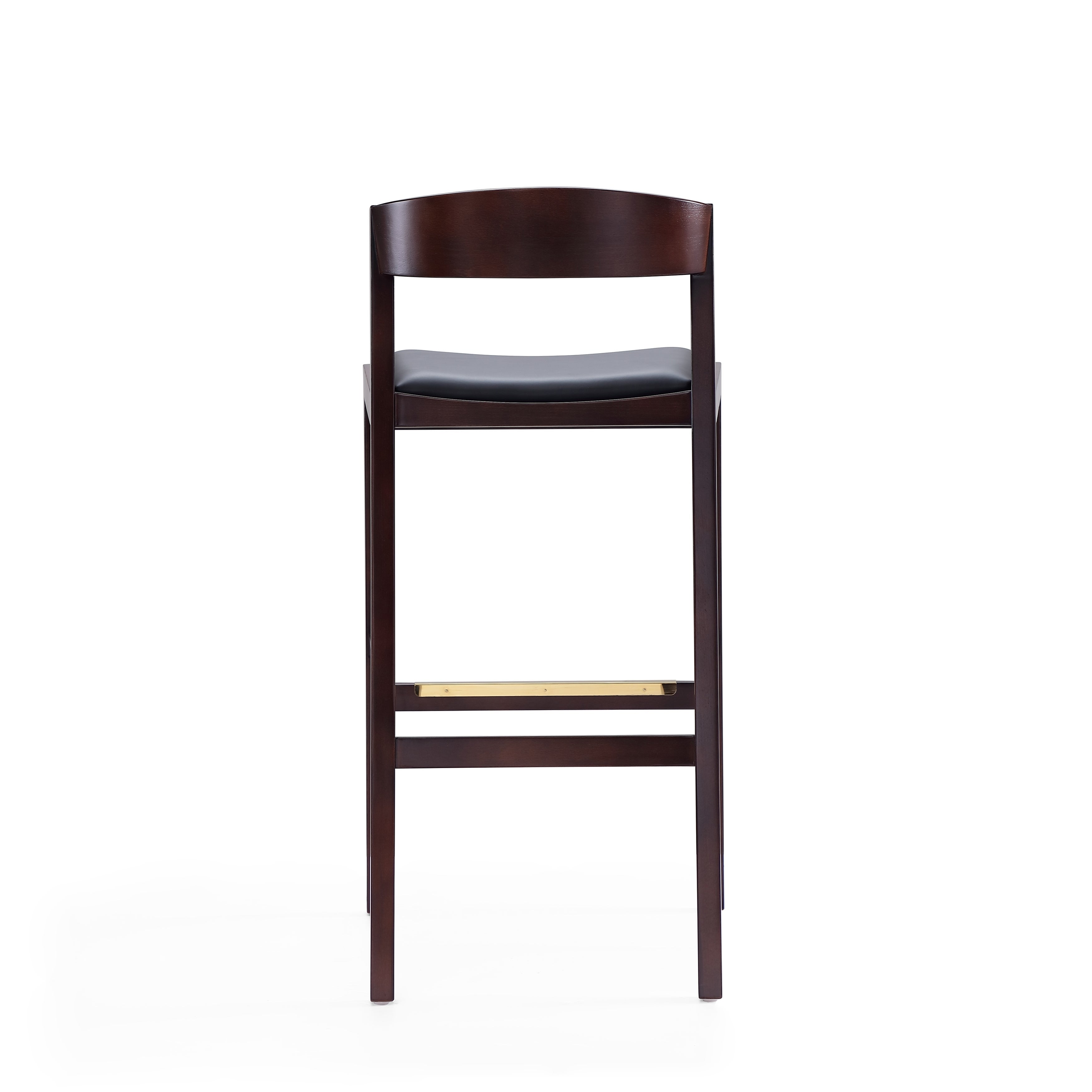 Incredible Ceets Modern And Sleek Klismos Bar Stool Machost Co Dining Chair Design Ideas Machostcouk