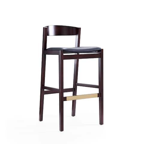 Ceets Modern and Sleek Klismos Bar Stool