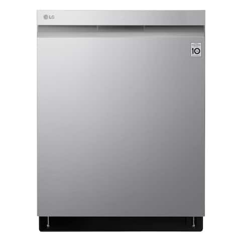 LG LDP6809SS Top Control Smart wi-fi Enabled Dishwasher with QuadWash and TrueSteam - Stainless Steel