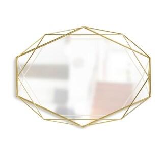 Umbra Prisma Wall Mirror in Black (As Is Item)