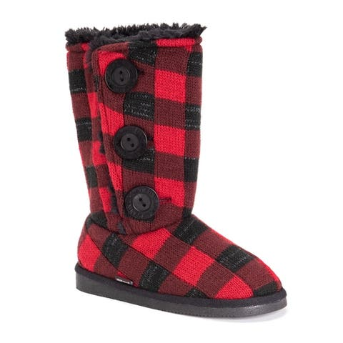 MUK LUKS Girl's Malena Boots