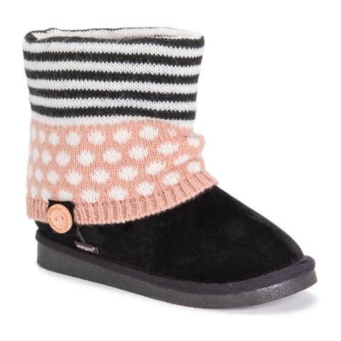 MUK LUKS Girl's Patti Boots