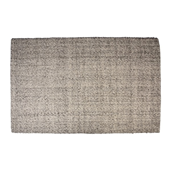 "Ebony Collection Area Rug - 96""x120"""