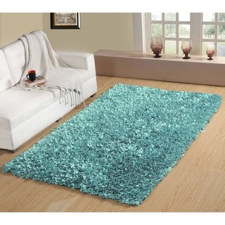 "The Curated Nomad Ordway Premium Jersey Shaggy Area Rug - 42""x66"""