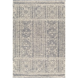 Soraya Handmade Wool Tribal Area Rug