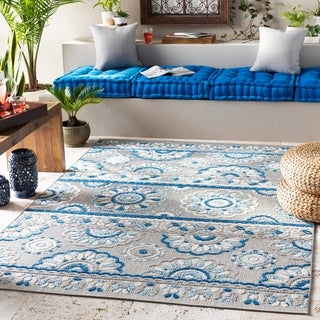 Philon Transitional Indoor/ Outdoor Area Rug