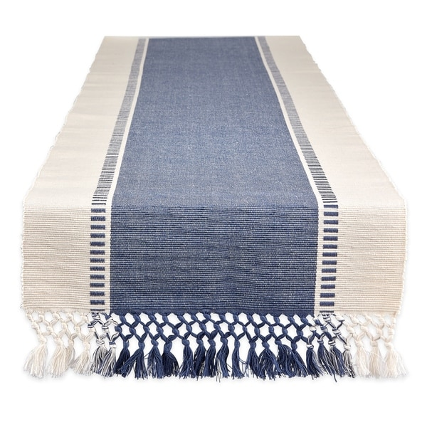 Porch & Den Cree Dobby Stripe Table Runner. Opens flyout.