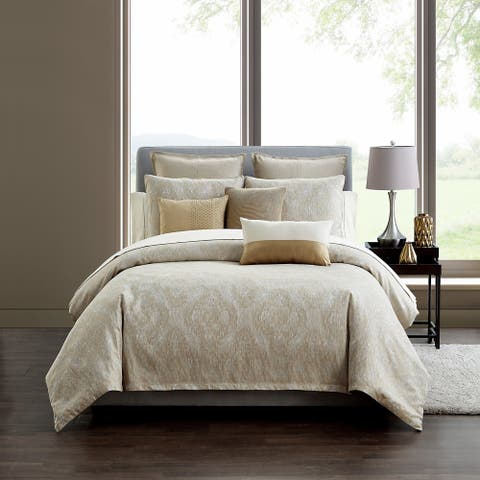 Highline Bedding Co Samara 3PC Duvet Set