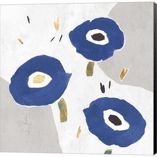 Link to Isabelle Z 'Blue Cluster I' Canvas Art Similar Items in Canvas Art