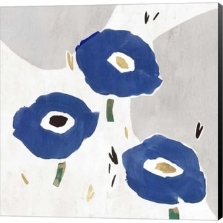 Link to Isabelle Z 'Blue Cluster II' Canvas Art Similar Items in Canvas Art