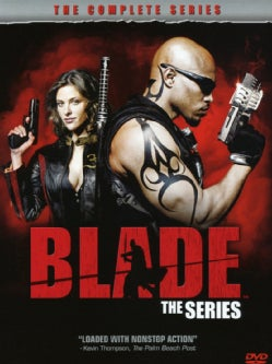 Blade: The Series - Season 1 (DVD)