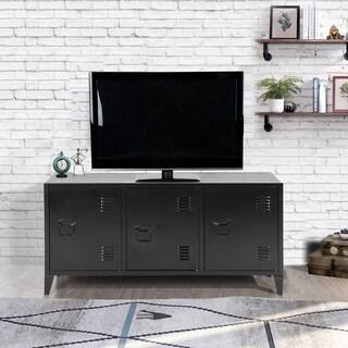 Carbon Loft Guldur Metal Storage Cabinet TV Stand