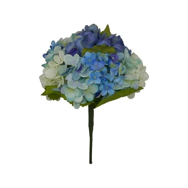"16.5"" Hydrangea Bouquet"
