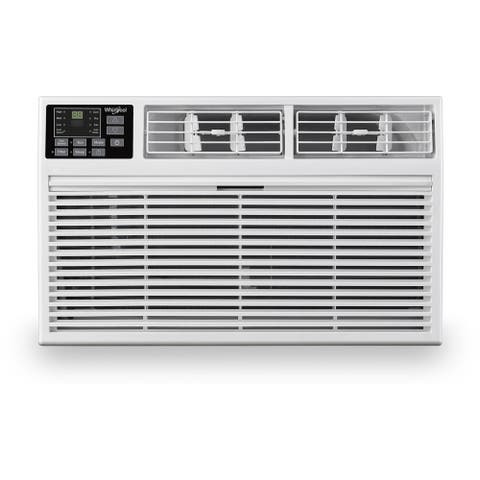 Whirlpool Energy Star 10,000 BTU 115V Through-the-Wall Air Conditioner with Remote Control