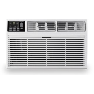 Whirlpool 14,000 BTU 230V Through-the-Wall Air Conditioner with 10,600 BTU Supplemental Heating