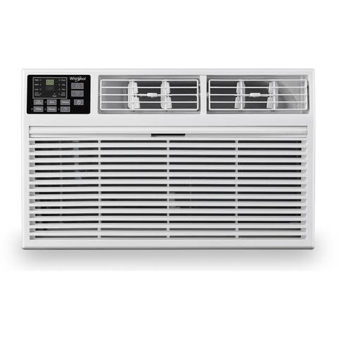 Whirlpool 12,000 BTU 230V Through-the-Wall Air Conditioner with 10,600 BTU Supplemental Heating