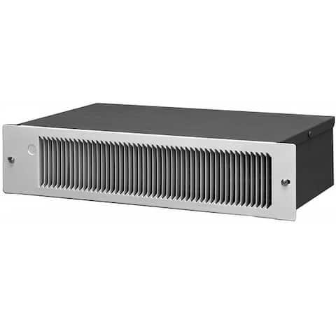King Electric KT1215-W 1500/750W 120V Kickspace Heater, White