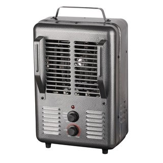King Electric PHM-1 Portable Milkhouse Heater, 1500W, 120V