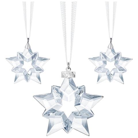 Swarovski Christmas Set 2019 Ornament