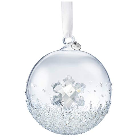 Swarovski Christmas Ball Ornament A.E. 2019