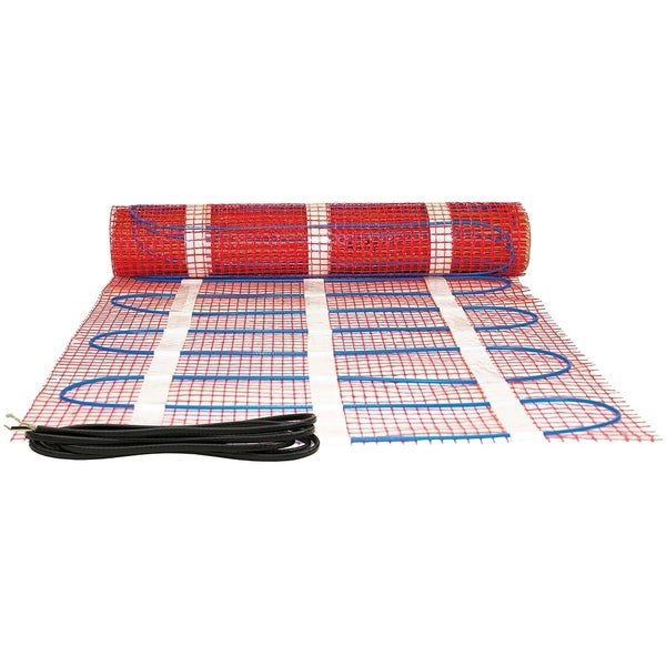 King Electric FCM2-80 In-Floor Heating Mat, 240V, 960W, 80 Sq. Ft.