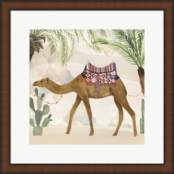 Victoria Borges 'Meet me in Marrakech II' Framed Art