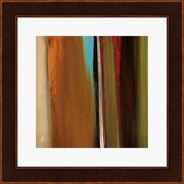 Sarah Stockstill 'District A - III' Framed Art