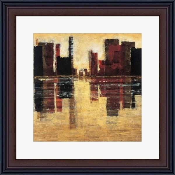 Cape Edwin 'Vision I' Framed Art