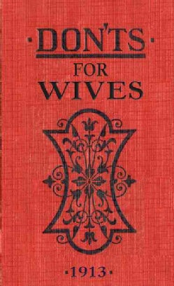 Don'ts for Wives (Hardcover)