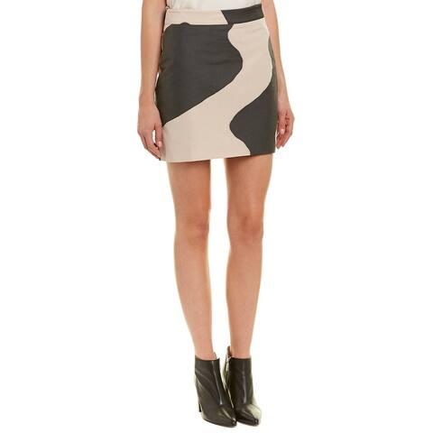 Milly Modern Mini Skirt