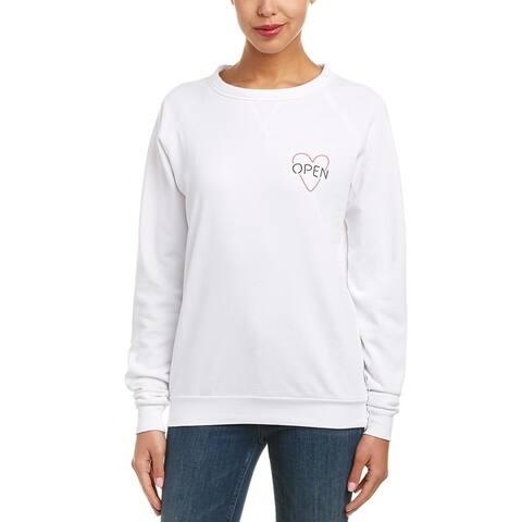 The Laundry Room Open Heart Cozy Sweatshirt