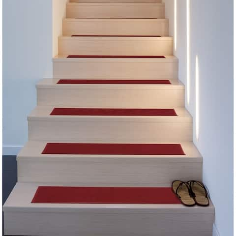 Solid Non-Slip Stair Treads
